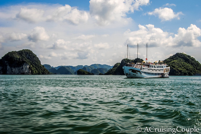 Halong Bay Vietnam Indochina Sails Luxury