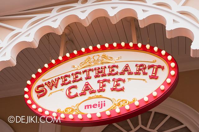 Tokyo Disneyland - World Bazaar / Sweetheart Café