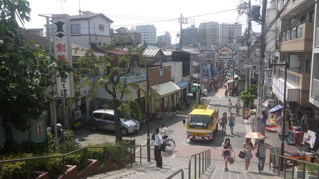 Yanaka Snake Street
