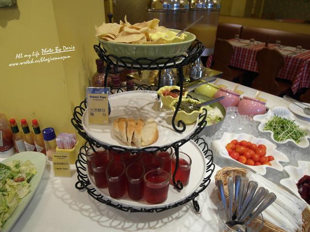 食記台中Franco Papa 法藍爸爸義式餐廳小日記| Doris旅行日記