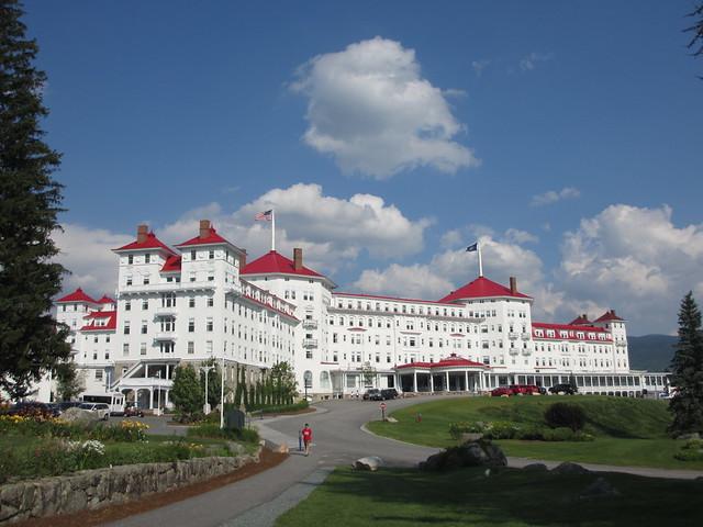 Mount Washington Hotel, Bretton Woods, New Hampshire - a photo on Flickriver