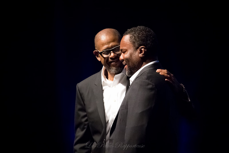 Forest Whitaker & Lee Daniels