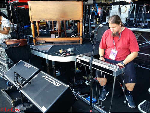 Line Check Rock in Rio 2014 Photo Lef Carrol IV