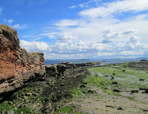 rocks + sea 1