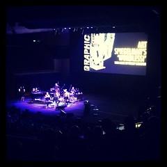 """Art Spiegelman & Phillip Johnston's """" Wordless"""" was fascinating. Thanks TimMcEwen67 for the ticket!"""