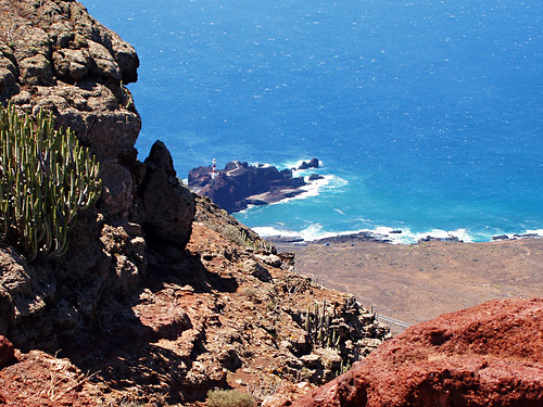 Lighthouse, punta de Teno, Tenerife