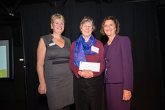 2013 Grant Recipient, Peninsula Homeless to Housing, represented by Jean MacDonald