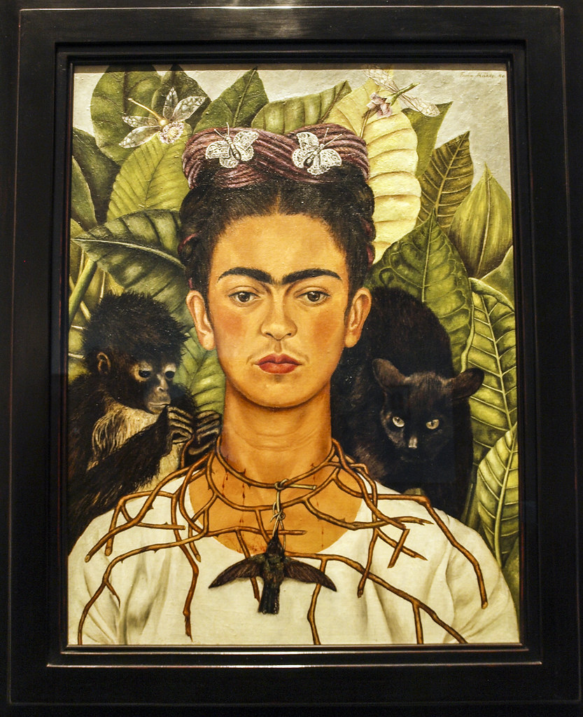 Art History: The Stories and Symbolism Behind 5 of Frida Kahlo's Most Well-Known Paintings