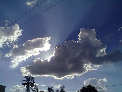 do céu, ..