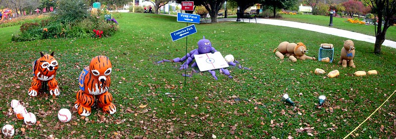Detroit Zoo Halloween