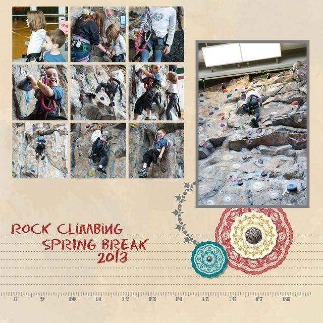Week 13 A-Rock Climb