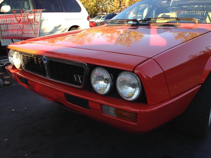Lancia Beta Scorpion