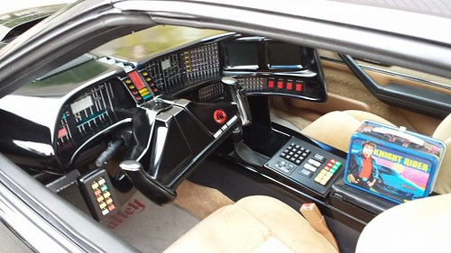 KITT Dashboard