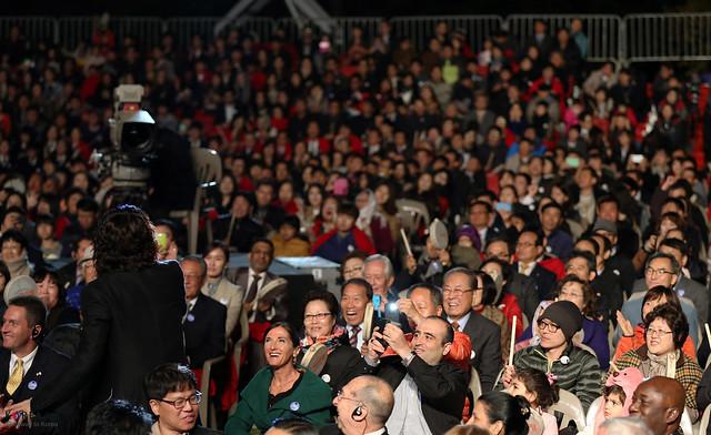 Photo:Korea_President_Park_Arirang_Concert_23 By KOREA.NET - Official page of the Republic of Korea