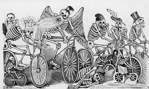 posada cyclists