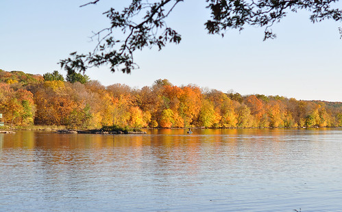Fall Colors on the St Croix