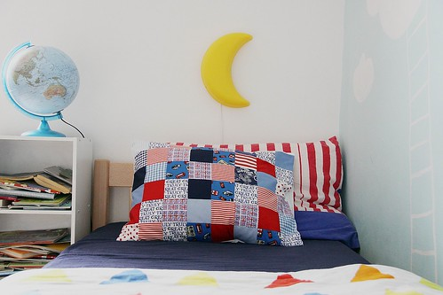 my son's bed