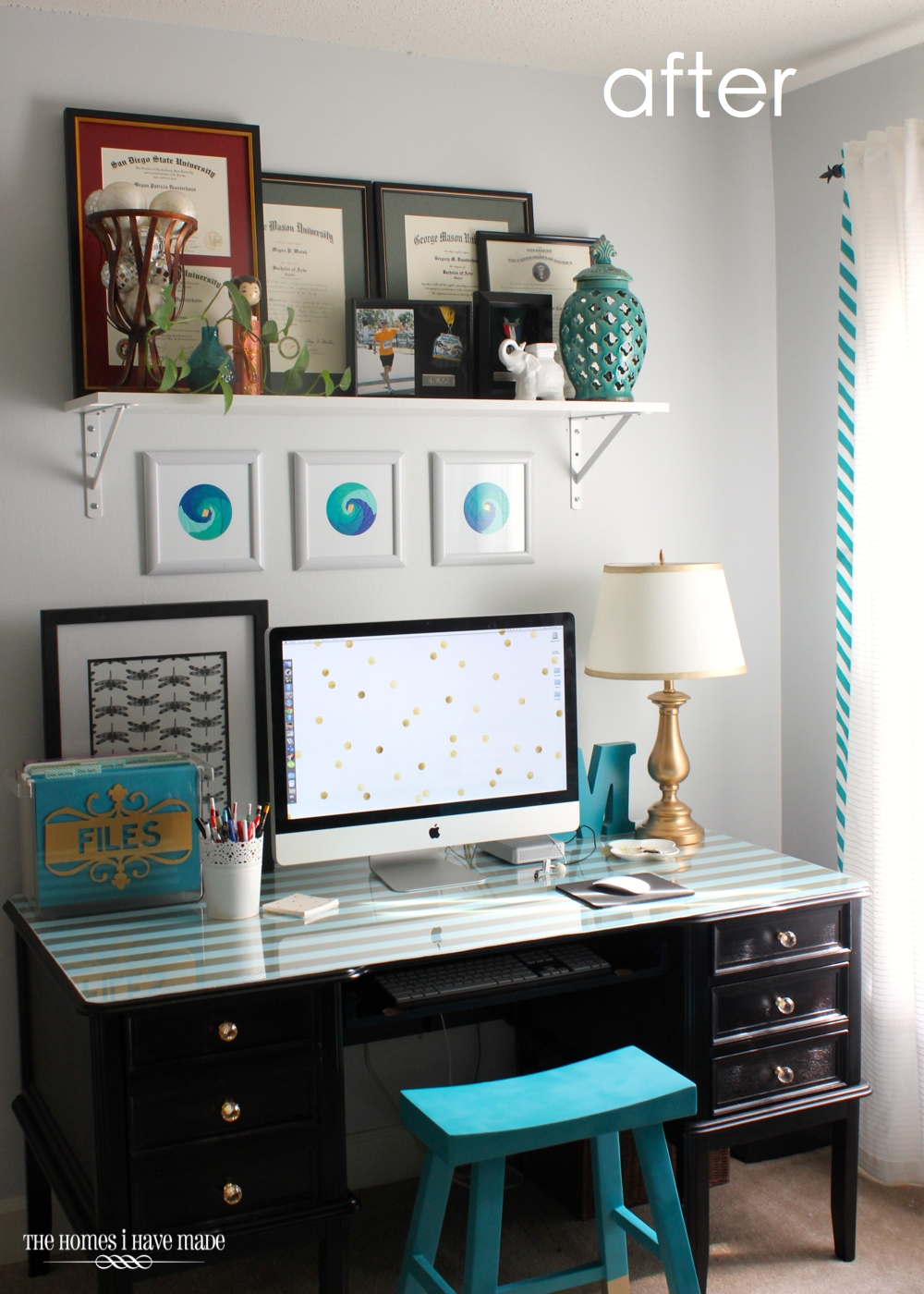 Office Desk Makeover-005