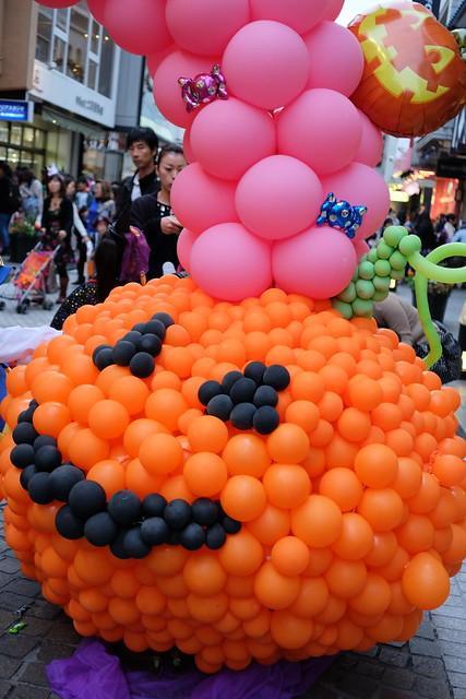 Yokohama Motomachi Halloween 2013 24