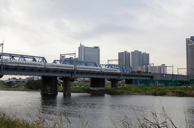 丸子橋下流