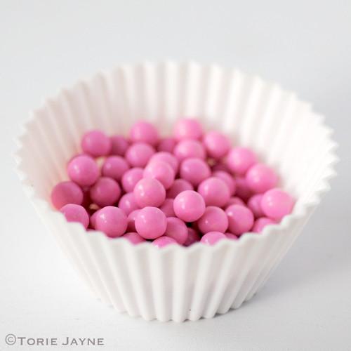 Pink Deco drops