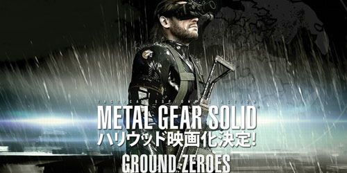 Metal Gear Solid 5: Ground Zeroes new screenshot has been released