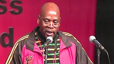 COSATU President Sdumo Dlamini has delivered a major address to the leadership body of South Africa's largest trade union federation. A rift has developed over the status of the suspended general secretary Vavi. by Pan-African News Wire File Photos
