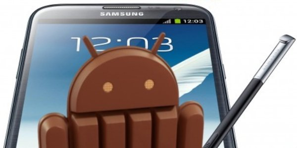 Android 4.4 для Note 3