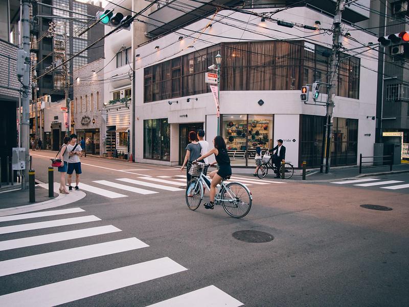 大阪漫遊 【單車地圖】<br>大阪旅遊單車遊記 大阪旅遊單車遊記 11003213295 3354d81d8a c