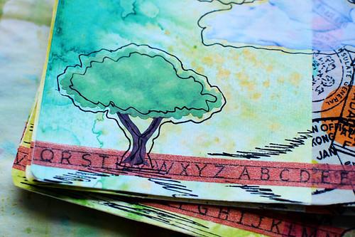 Postcard swap 2013-1