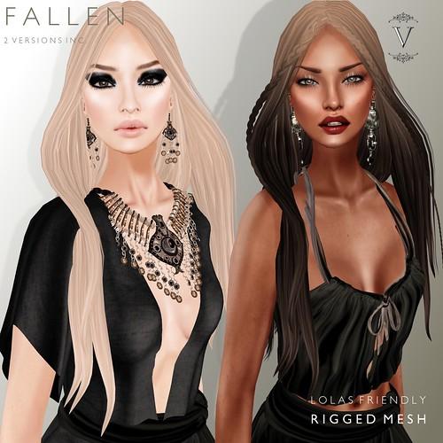 VanityHair@Fallen by Tabata Jewell