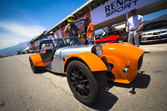 auto show(0.0), supercar(0.0), race car(1.0), automobile(1.0), lotus seven(1.0), vehicle(1.0), automotive design(1.0), caterham 7 csr(1.0), caterham 7(1.0), antique car(1.0), vintage car(1.0), land vehicle(1.0), sports car(1.0),