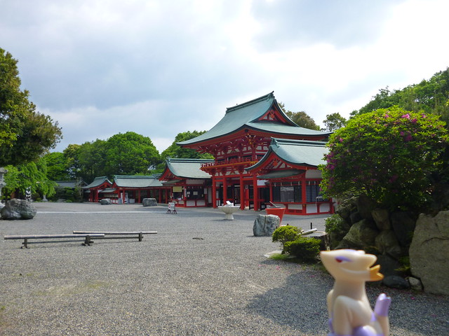Photo:Mienshao in Otsu, Shiga 13 (Oumi Jingu Shrine) By Kasadera