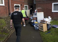 Police in Oldham have served a closure notice on a crack house in Oldham following community intelligence.   The notice was served on the property at Julian House at Henshaw Street, Oldham following a hearing at Oldham Magistrates Court on 3 December 2013. It has been made with the agreement on GMP ...