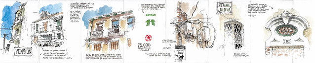 Málaga, viviendas sin vida