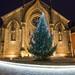 2013_12_08 église Niederkorn by night