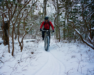 Gambrill Snow Ride