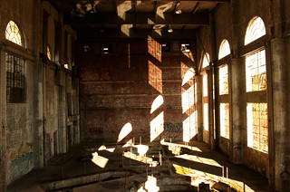 Abandoned Power Plant (1926-1937)