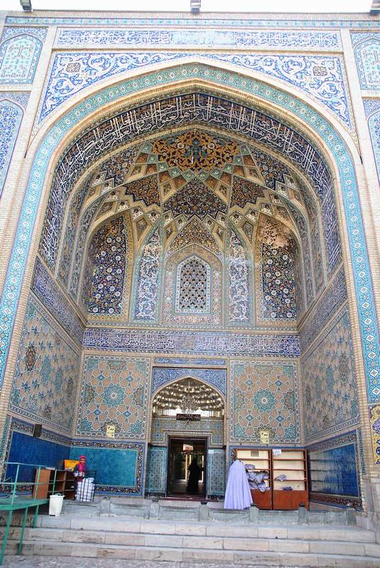176 Tumba y mezquita de Khayam (2)