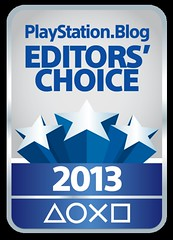 PlayStation Blog Game of the Year Awards 2013: Editor's Choice Award