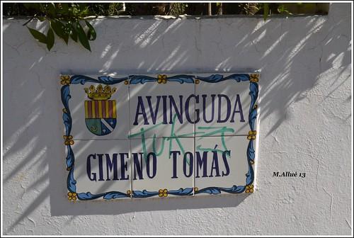Rótulo by Miguel Allué Aguilar