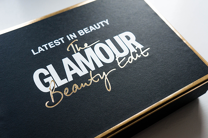 Latest in Beauty - The GLAMOUR Beauty Edit Box | www.latenightnonsense.com