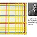 Mondrian Piet, New York City, 1941-42