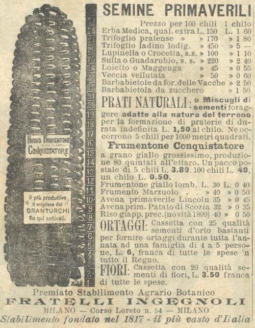 La Domenica del Corrieri, Nº 10, 11 Março 1900 - 12a