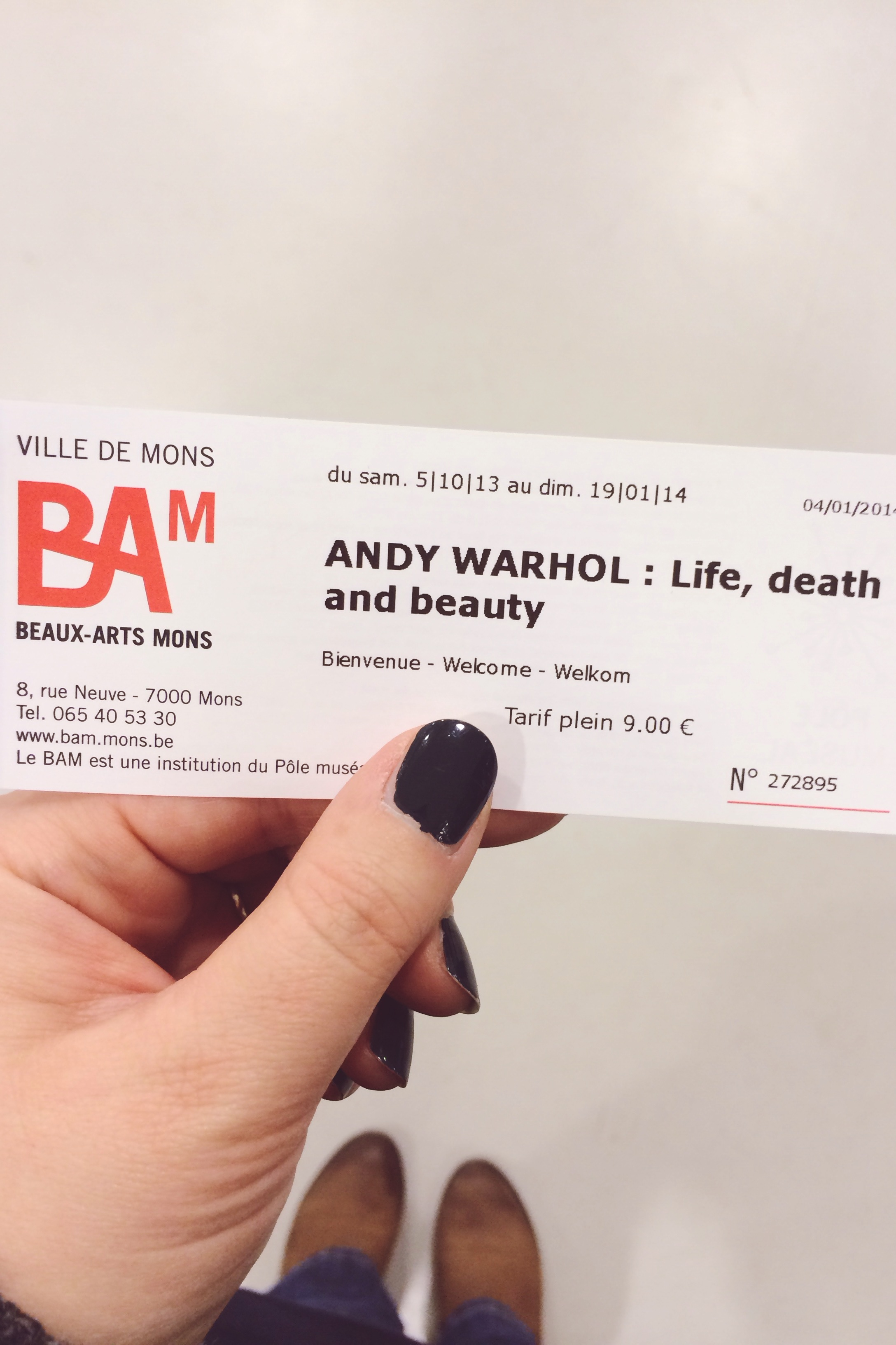 Andy Warhol - Life, Death and Beauty