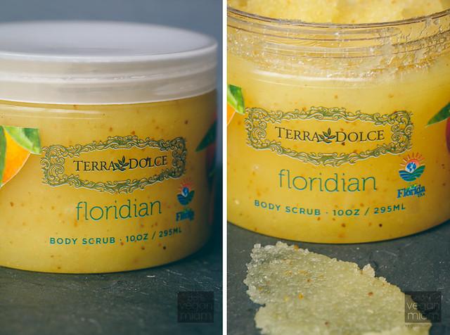 Terra Dolce Floridan Body Scrub