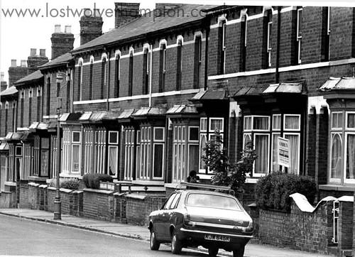 Manlove Street 1970's.