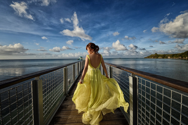 關島, Guam, Fine Art, World Tour, 海外婚紗, 自助婚紗, 旅行婚紗, Pre-Wedding, Donfer Photography