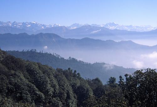 nepal himalaya helambu