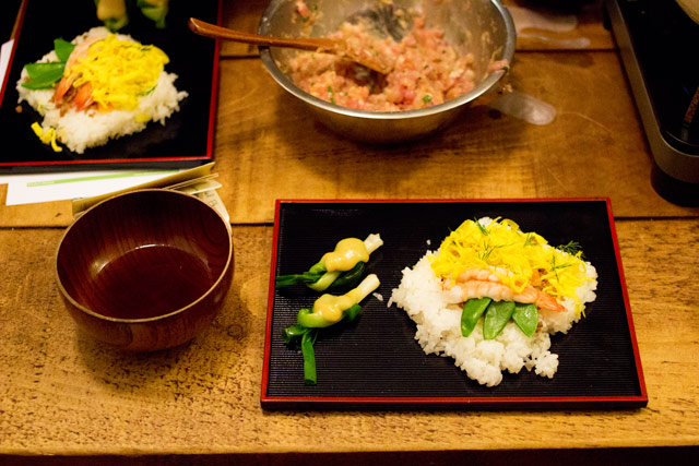 Japanese food for beginners
